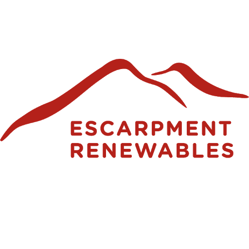 Escarpment Renewables logo.